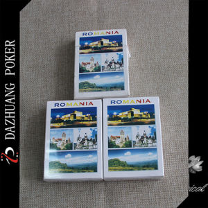 Paper Playing Card for Romania Scenery pictures & photos