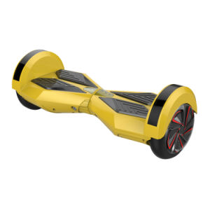 8 Inch Tire Hands Free Two Wheels Self Balancing Electric Scooter with LED Light pictures & photos