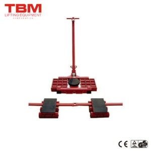 16t Cargo Pallet Trolley, Manual Trolley pictures & photos