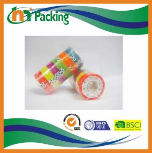 Easy Tear Office Use BOPP Stationery Tape pictures & photos