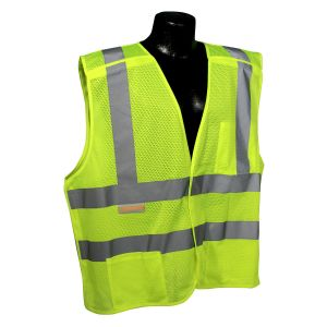 High Quality Reflective Safety Vest with ANSI07 (FR-007) pictures & photos