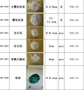 Since 2006 Wholesale Rose Shape Sola Flower pictures & photos