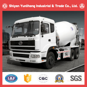 T380 9cbm Heavy Concret Mixer Truck pictures & photos