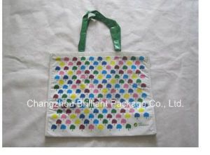 Recyclable Laminated Shopping PP Woven Bag pictures & photos