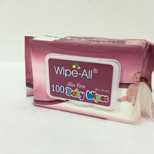 Baby Tissue Wet Tissue for Baby Cleaning pictures & photos