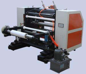 Sym-900 Automatic Cash Paper/Thermal Paper Slitting Rewinding Machine pictures & photos