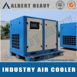 Energy Saving Silent Direct Rotary Screw Air Compressor pictures & photos
