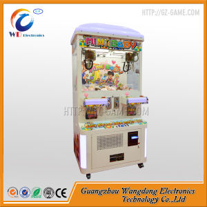 Taiwan Claw Arcade Crane Claw Machine for Sale pictures & photos