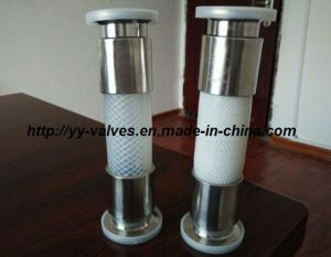 Food Grade Hose with Stainless Steel Adapter pictures & photos