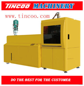 High-Speed Plastic Cap Compression Moulding Machine pictures & photos