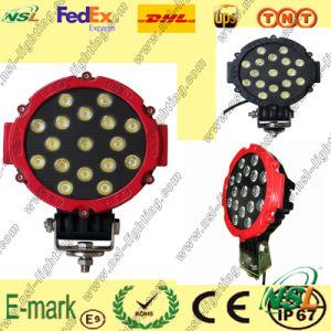 17PCS*3W LED Work Light, IP67 LED Work Light, 6000k LED Work Light for Trucks pictures & photos