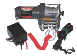 3000lbs ATV Winch 12VDC CE Approved pictures & photos