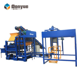 Qt4-25 Auto Equipment for The Production of Concrete Blocks Machine pictures & photos