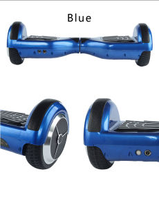 Two Wheels Self Balancing Electric Hover Board Unicycle -Five Color pictures & photos