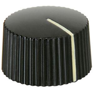 Black Anodized Aluminum Amplifier/ Guitar Volume Control Potentiometer Knob pictures & photos