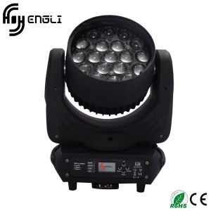 19PCS LED Stage Moving Head Wash Light (HL-004BM) pictures & photos