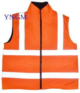 China Hot Sale Reflective Safety Vest pictures & photos