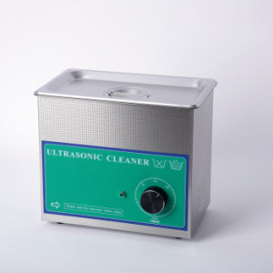 Mini Ultrasonic Washing Machine for Small Parts pictures & photos
