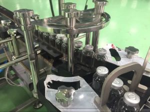Double Injection Ampoule Filling and Sealing Machine pictures & photos