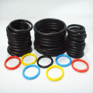 High Temperature and Oil Resistant Fluororubber O-Ring pictures & photos