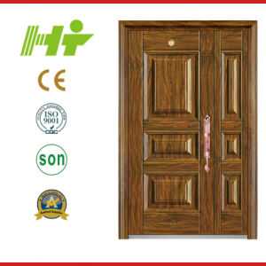 Steel Security Exterior Door (HT-82)