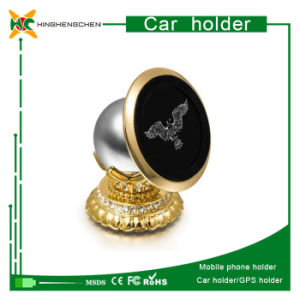 Crystal Car Mobile Phone Holder 360 Rotation Car Holder pictures & photos