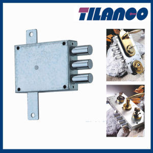 Nice Quality Zink Alloy Lateral Lock for Security Door