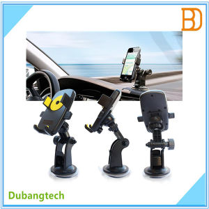 Easy One Touch Mount Universal Windshield Dashboard Cradle for GPS Cell Phone iPhone