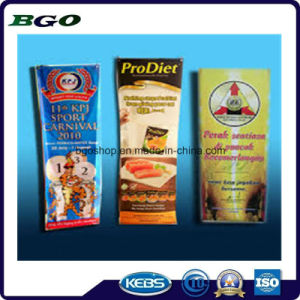 Digital Printing PP Film Gray Back Pet pictures & photos