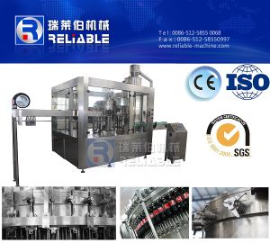 Automatic Carbonated Water Bottle Rinser Filler Capper Machine pictures & photos