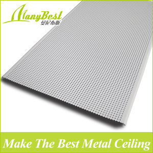Cost Price Acoustic Aluminum Acoustic Heat Resistant Ceiling pictures & photos