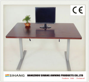 Electric Height-Adjustable Desk Frame for Students and Office Staff (ZHOF01)