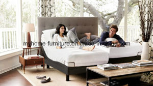 Single Message Folding Adjustable Bed pictures & photos