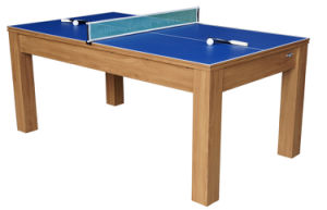 6′ Dining/Pool/Ping Pong 3 in 1 Pool Table (6002) pictures & photos