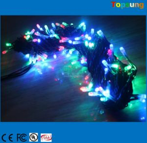 20m Color Changing Outdoor Christmas LED String Lights with Controller