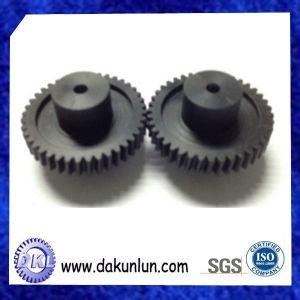 Black Plastic/POM Gear
