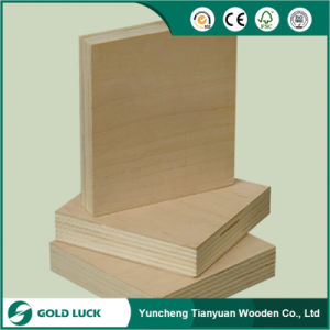 2mm - 25mm Okoume/Bintangor/Birch Pinefurniture Frade Commercial Plywood pictures & photos