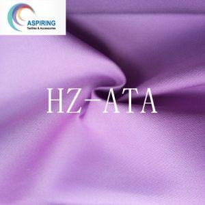 Cotton Fabric 20X20 108X58 Plain Uniform Fabric pictures & photos