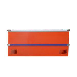 426L Sliding Door Deep Cabinet Island Freezer for Supermarket pictures & photos
