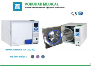 Hight Quality B Class Dental Autoclave with Printer pictures & photos
