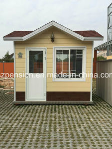 Quick Installation Modern Mobile Prefabricated/Prefab Guard House in The Street pictures & photos