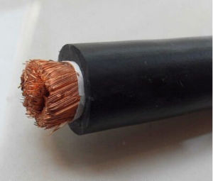Flexible Copper Conductor Rubber Sheathed 70mm2 Welding Cable Wire pictures & photos