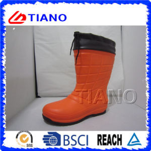 High Quality with TPR Outsole Snow Boots for Men (TNK60020) pictures & photos