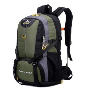 Factory OEM Woman Blank Canvas Backpack pictures & photos