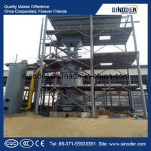 Coal Gas Producer/Continuous Coal Gasifier/ Gasifier Power Generator Equipment pictures & photos