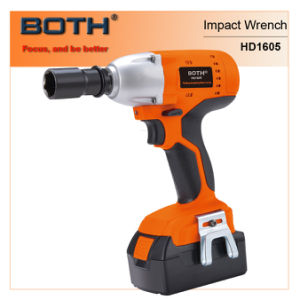 High Quality Cordelss Impact Driver (HD1605B) pictures & photos