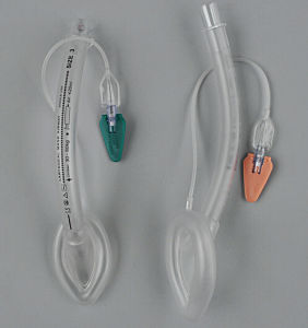 Medical Device Disposable PVC Laryngeal Mask pictures & photos