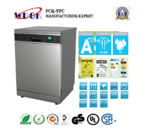 14 Places Free Standing Dishwasher with CE or UL Cerfificate