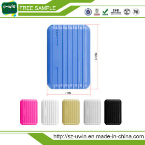 High Capacity Suitcase Power Bank 7800mAh pictures & photos