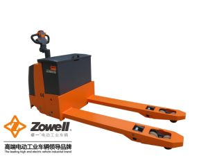 6 Ton Electric Pallet Truck pictures & photos